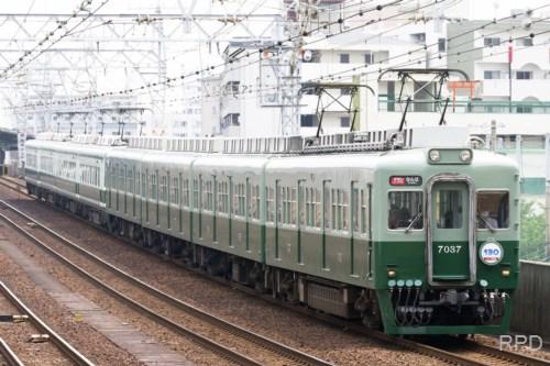 南海電鉄モハ7001形7037 [0001954]