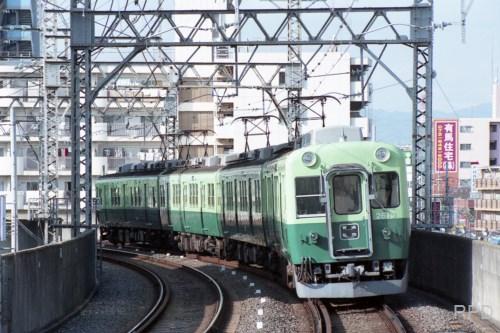 京阪電鉄交野線2600形2613 [0001996]