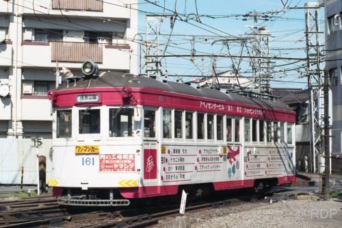 阪堺電軌モ161形161 [0002064]