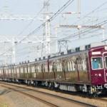 阪急電鉄5100系5108F 試運転