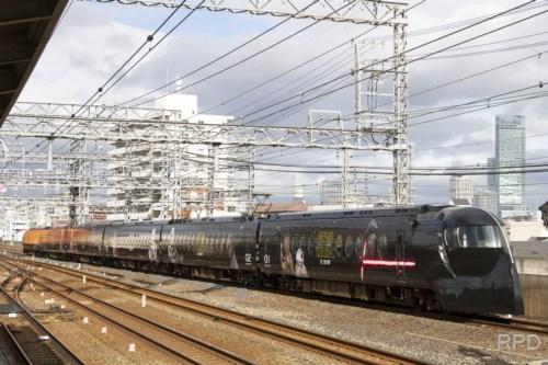 南海電鉄クハ50501形50505 「スター・ウォーズ/フォースの覚醒」号