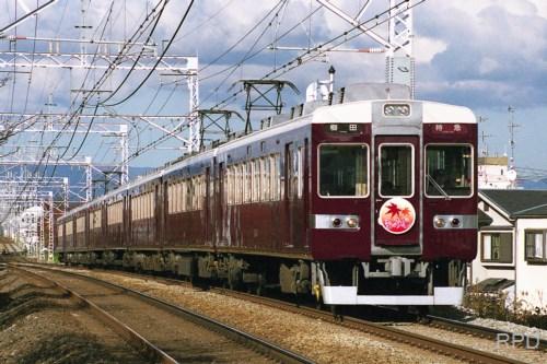 阪急電鉄6350形6354 もみじ [5000628]