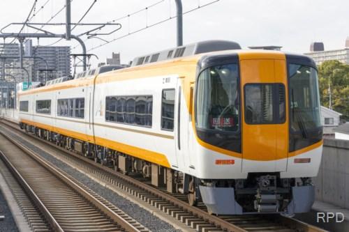 近鉄22000系 汎用特急 新塗色 回送