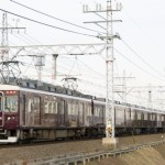 阪急電鉄6000系6004F 試運転