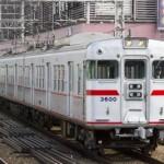山陽電鉄3000系クハ3600 復刻仕様
