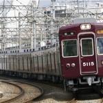 阪急電鉄宝塚線5100系5115