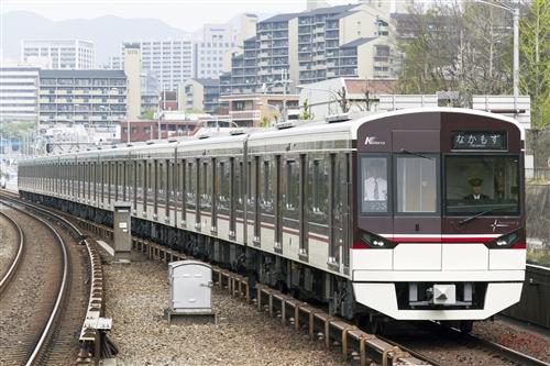 北大阪急行電鉄9000系9903