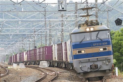 EF510-506 貨レ(4071レ)