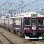 阪急電鉄京都線6300系 天神祭
