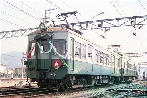 南海電鉄モハ1251形1251 臨時こうやさよなら