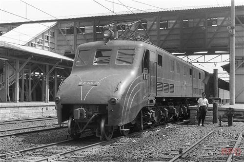 EF55 2 高崎線客レ [4000636]