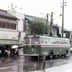 大阪市営トロリーバス300形331