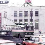 大阪市営トロリーバス200形246