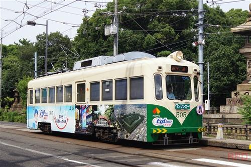 阪堺電軌モ505