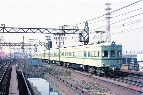 南海電鉄モハ12001形12001