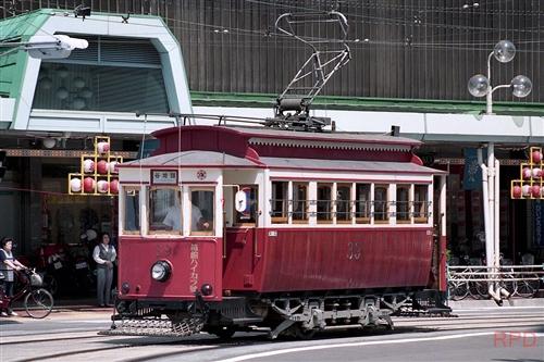 函館市電30形39