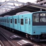 大阪環状線クハ200-62